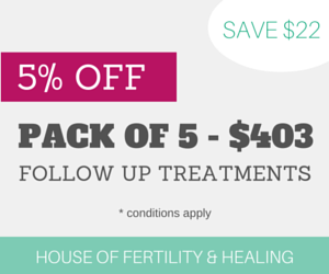 acupuncture treatment packages